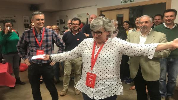 26M-M.- Gijón.- González (PSOE), Consciente De Que Puede Gobernar En Solitario, Explorará Las Dos Opciones