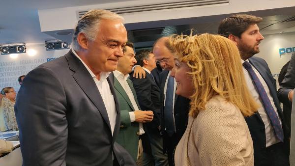 26M.- Mallada Dice Que El PP Ha Perdido Menos En Asturias Que En Otras Comunidades Y Que Se Consolida Como Alternativa