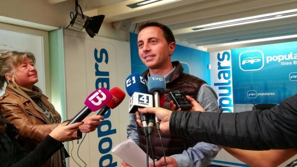 26M.- Galmés propone adaptar el plan territorial de cada ayuntamiento a la normativa vigente