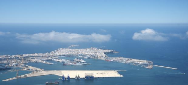 La Autoridad Portuaria Avanza En La Pavimentación Y Urbanización De La Nueva Ter
