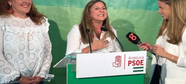 Cádiz.-26M-M.- Irene García (PSOE): 'Se cierra un ciclo electoral que nos sitúa como la fuerza ganadora en la provincia'