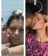 Besos de famosos