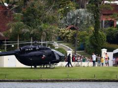 El helicóptero de Neymar