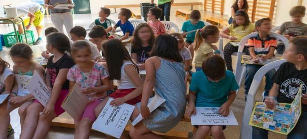 Cádiz.- Estudiantes de Primaria de Cádiz serán científicos por un día gracias al Icman-CSIC