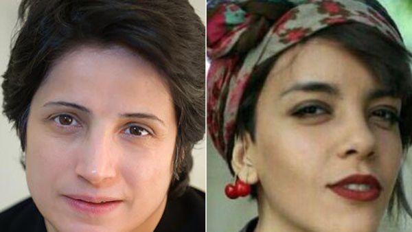 Criminalizadas por protestar contra la obligación del velo en Irán