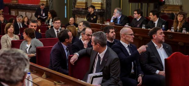 El TS permitirá que se traslade a los presos a cárceles catalanas