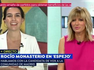 Griso contra Monasterio