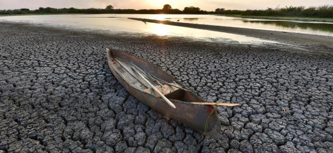 Sequía en Tabasco