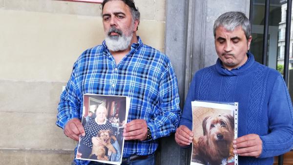 La familia de la mujer desaparecida en Pamplona piden la colaboración ciudadana para encontrarla