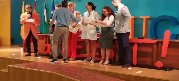 Cádiz.- Cuatro empresas apoyadas por Andalucía Emprende premiadas por la UCA en la Gala atrÉBT!