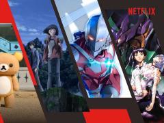 Animes en Netflix