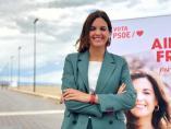 La líder del PSPV en Valencia, Sandra Gómez.