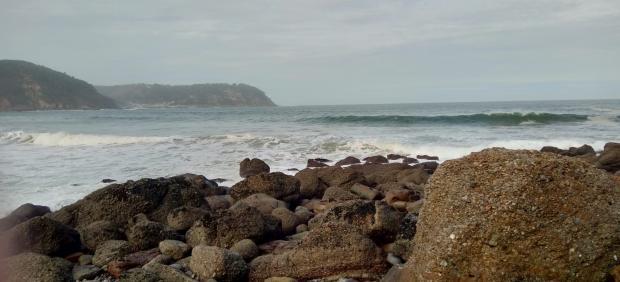 Cádiz.- Previsto aviso amarillo este miércoles por oleaje en el Estrecho