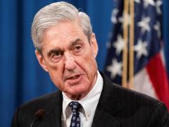 """El fiscal especial Robert Mueller, que investigó la llamada """"trama rusa""""."""