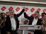 Elecciones 26M 2019. Seguimiento de resultados de Navarra Suma en Pamplona