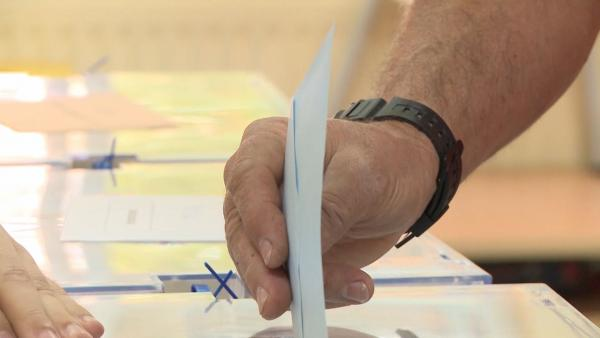 26M-E.- El PSOE es el partido más votado en las elecciones europeas en Extremadura, con el 45,9% de los sufragios