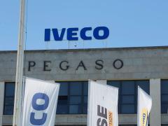 La empresa Iveco en San Fernando de Henares (Madrid)