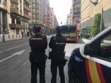 Alicante.- Sucesos.- Detenido un hombre que llevaba dentro de su cuerpo 65 gramos de cocaína y 20 de heroína en Benidorm