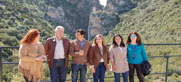 Cádiz.- La Fundación Vía Verde de la Sierra nombra patrono de honor a Francisco Menacho