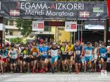 La salida de Zegama, un espectáculo