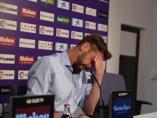 Borja Fernández, detenido por el amaño en el fútbol, pide apoyo al Valladolid porque 'no tiene nada que esconder'