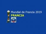 Equipo de Francia para el Mundial.