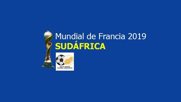 Equipo sudafricano para Francia