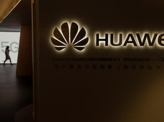 Imagen del evento '5G IS ON' de Huawei