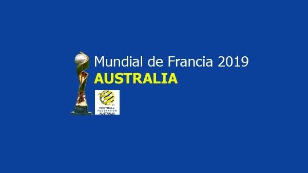 Equipo de Australia en el Mundial de Francia