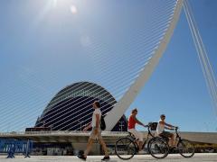 Impacto económico de la Ciudad de las Artes y las Ciencias de València