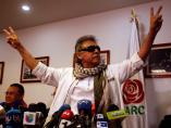El exlíder de las FARC Jesús Santrich