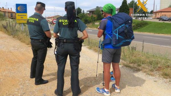 Sucesos.- Detenido por abusar sexualmente de una peregrina canadiense a su paso por Béjar (Salamanca)