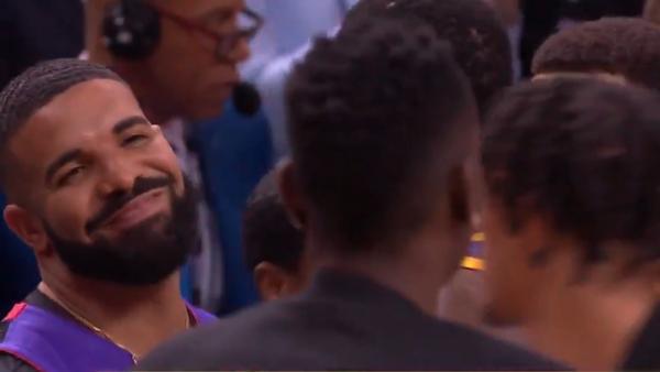 Drake provoca a Draymond Green