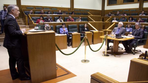 Urkullu responde a las ofertas de colaboración de EH Bildu y PP reafirmando su voluntad de acordar con 'todos'