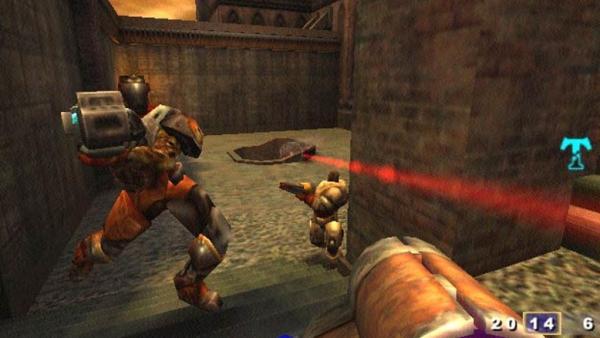 'Quake III Arena Capture the Flag'
