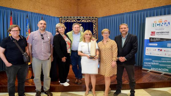 El pesquer 'Nuestra Madre Loreto', premi Global UMH pel rescat de migrants
