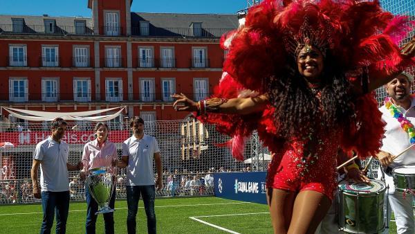 Final Champions 2019 Madrid