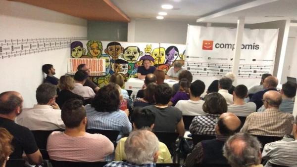 Castellón.- Ali Brancal (Compromís) renunciará a su acta de concejala y pide la baja en el partido