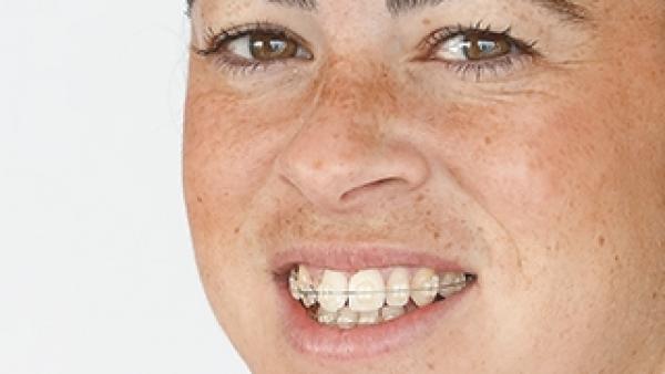 Marta Torrejón, jugadora de la selección española de fútbol
