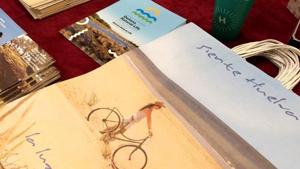 Huelva.- Turismo.- El Patronato Provincial de Turismo, presente en las jornadas profesionales 'Andalucía en Cataluña'