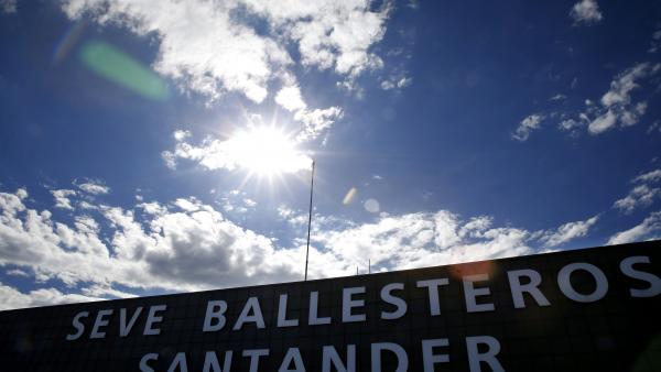 Santander roza los 21 grados este lunes y marca una de las máximas del país