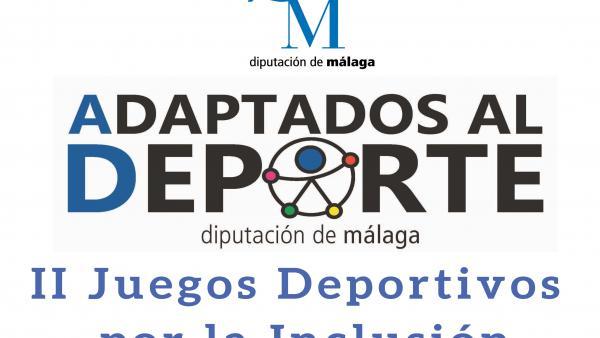 Málaga.- Nerja acogerá los Juegos Deportivos por la Inclusión organizados por la Diputación de Málaga