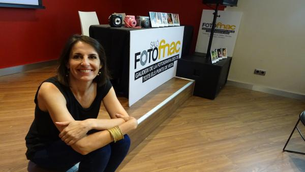La blogger Pilar Ruiz Costa busca 'acercar mundos' con fotografías de niños de India y una charla que llega a Valencia