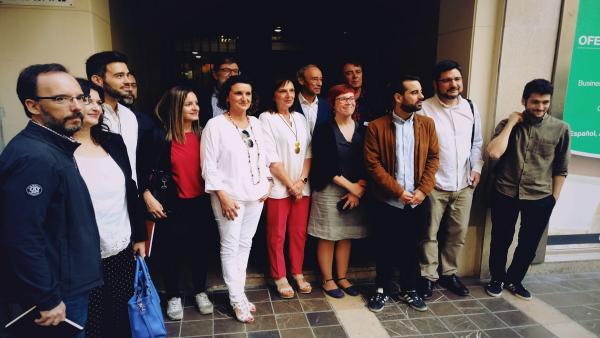Unides Podem quiere estar en 'todos los espacios', PSPV ve 'feo' exigir y Compromís les recuerda que tienen 8 diputados