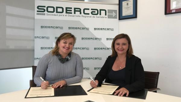 Sodercan y ADMEC colaboran para promover la presencia de mujeres en órganos de dirección