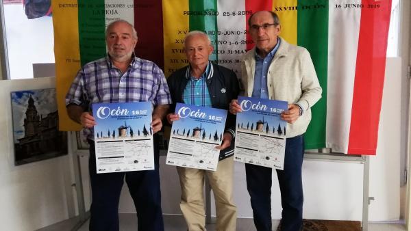 El Valle de Ocón acogerá el 16 de junio el 28 Encuentro de Asociaciones Culturales de La Rioja