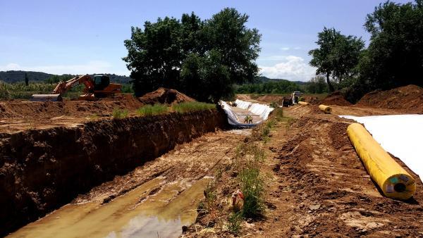 Consejo.- El Gobierno declara de emergencia las obras para llevar agua del Tajo al Canal Bajo del Alberche