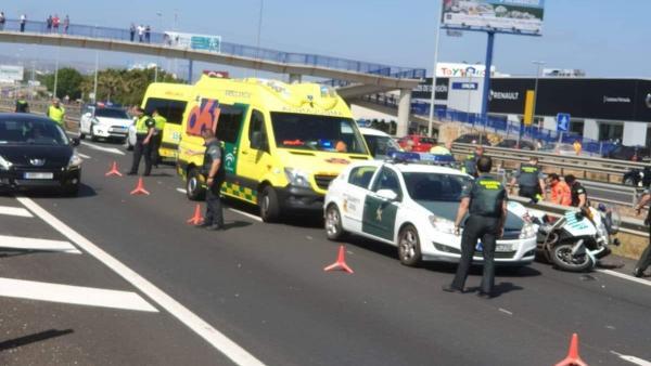 Ascienden a tres los detenidos por la muerte de un guarda civil en Cádiz cuando seguía un coche con 200 kilos de hachís