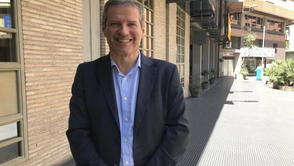 26M.- AMP.- Daniel Pérez (Cs) Apuesta Por Un Acuerdo Del Centro Derecha Para La DGA Y El Ayuntamiento De Zaragoza