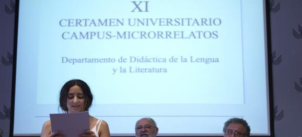 Cádiz.- La Facultad de Educación entrega los premios del XI Certamen Universitario 'Campus-Microrrelatos' de la UCA